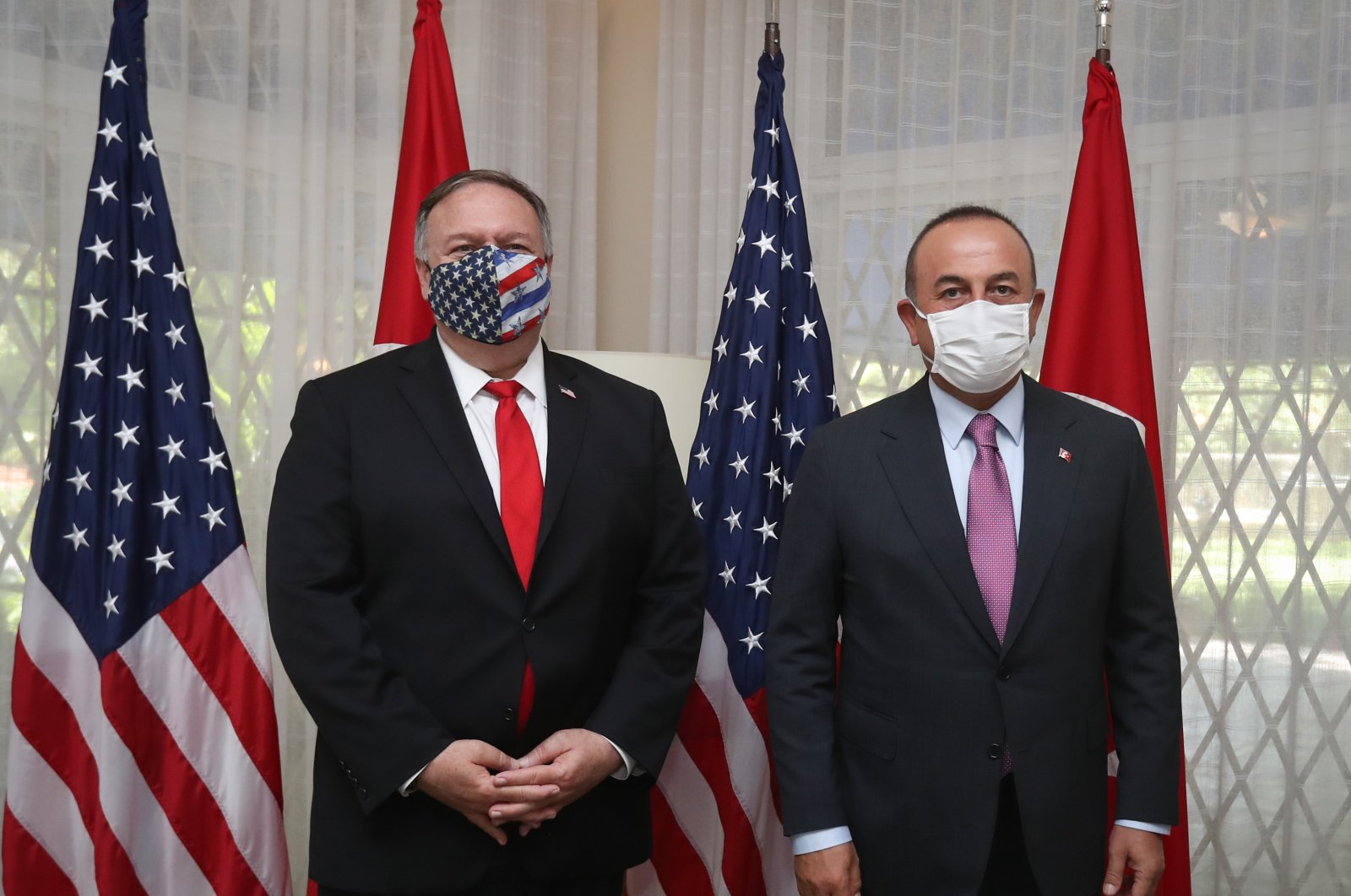 Turkey and U.S. discussed reducing tensions in the Eastern Mediterranean