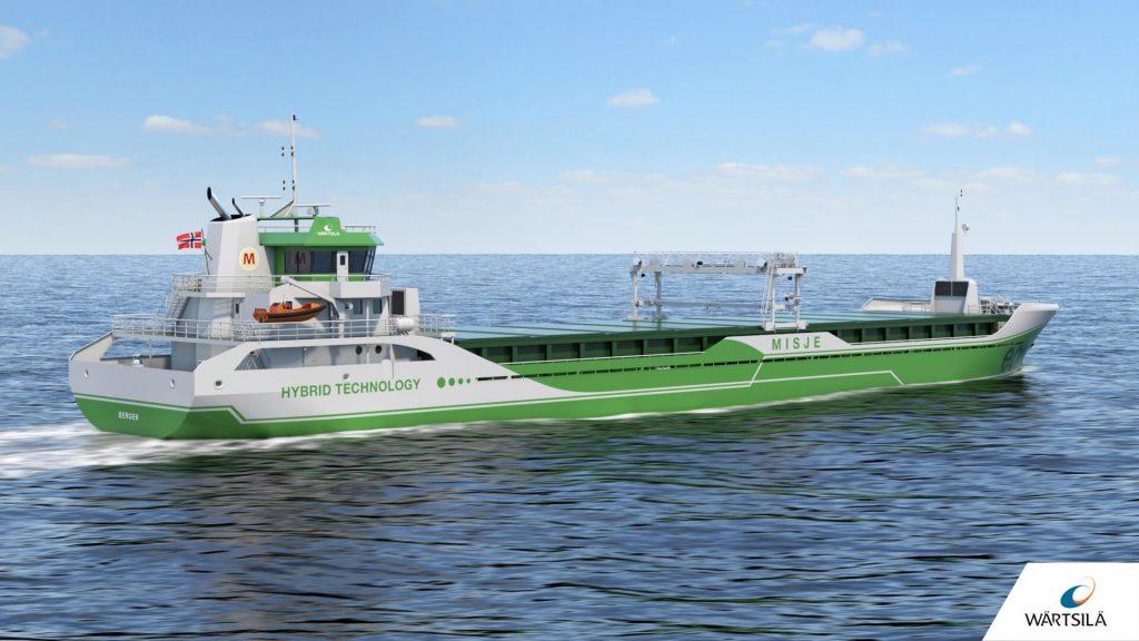 Misje orders 10 eco bulk carriers in Sri Lanka