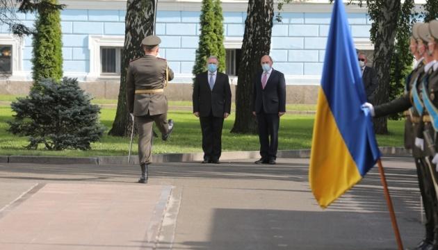 Britain to lead multinational training program for Ukrainian Navy
