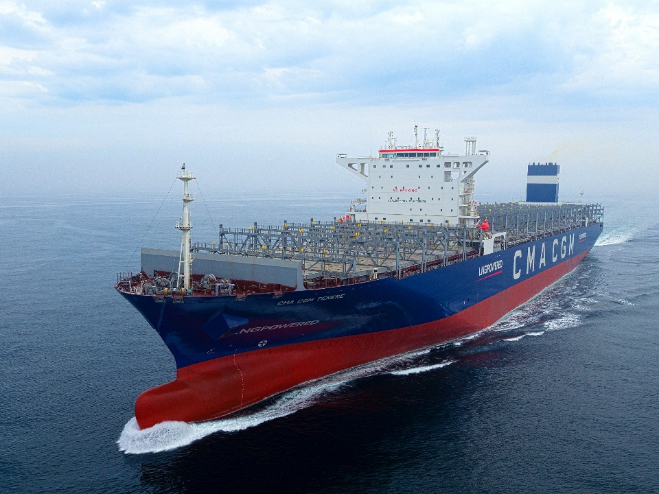 Hyundai Heavy completed world's first LNG-fueled VLCS