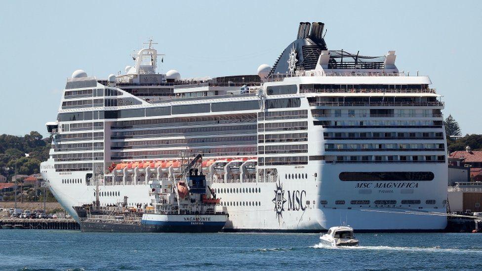 MSC Cruises to postpone the restart of MSC Magnifica