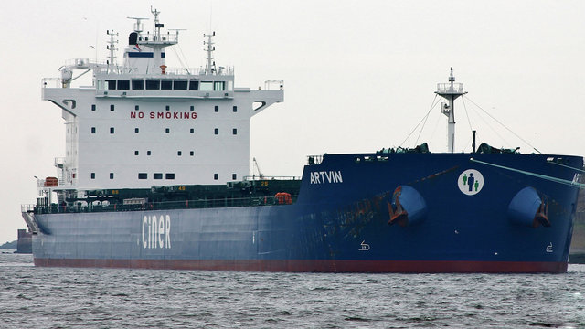 Ciner Shipping sells suezmax tanker pair to CSSC Shipping