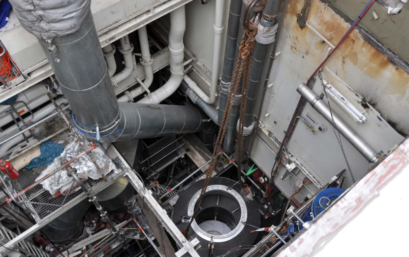 Carnival Corporation spent $500 million on exhaust gas cleaning systems