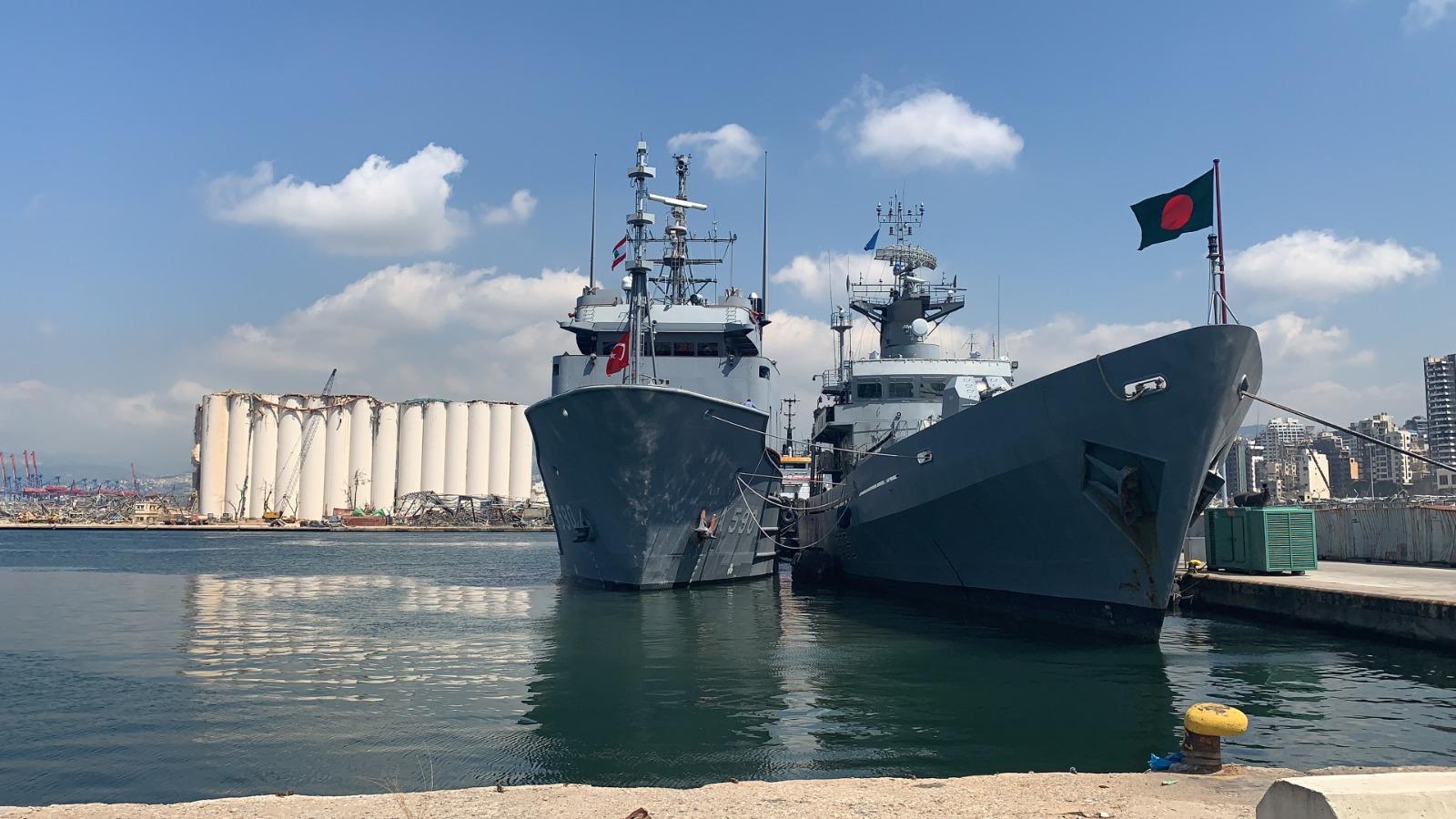 Turkey to repair Bangladeshi Navy corvette