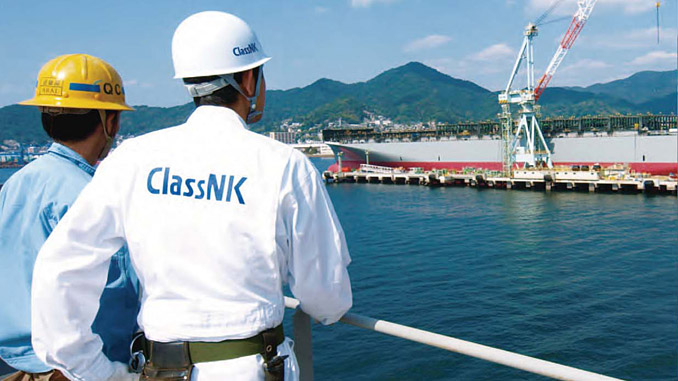 "ClassNK unveils ""Guidelines for Digital Smart Ship"""