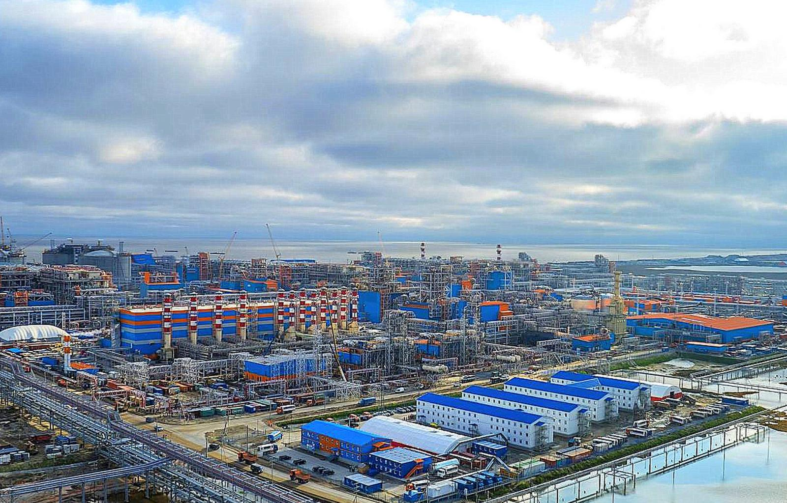 Russia's NOVATEK shipped first LNG cargo to United Arab Emirates