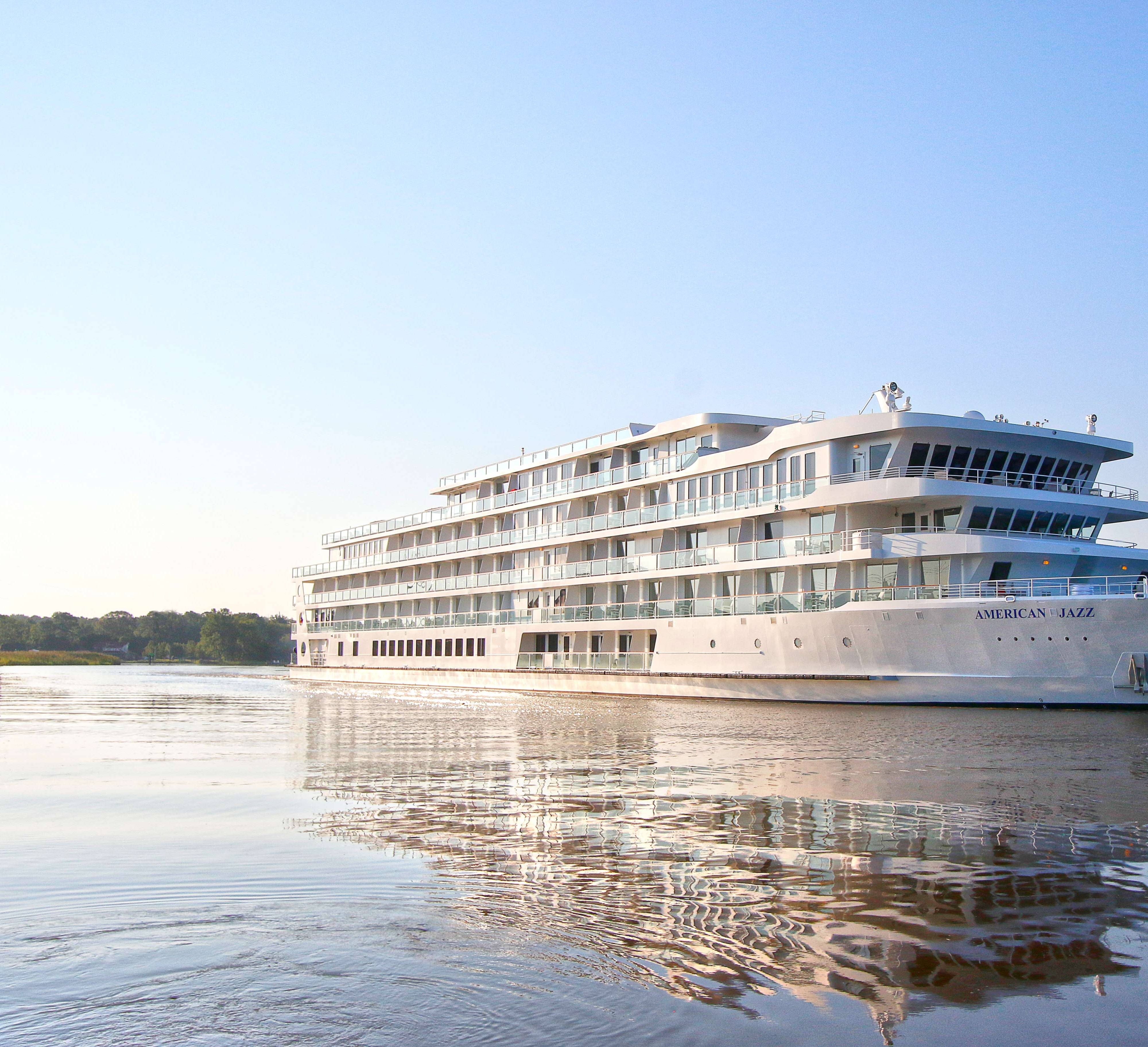 American Cruise Lines adds a new riverboat to its fleet