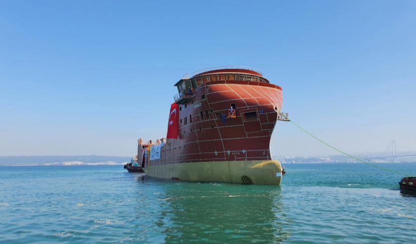 Cemre Shipyard launched second SOV for MHI Vestas