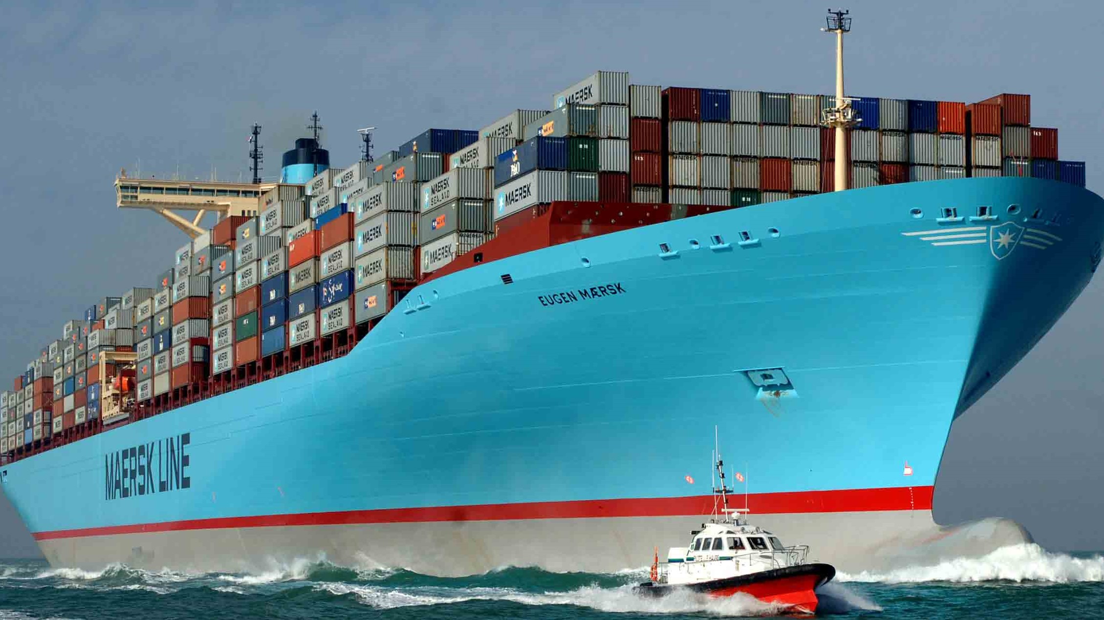 Maersk launches ocean-rail service from Asia to Europe permanent