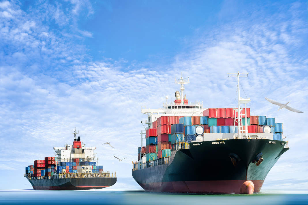 The World Shipping Council reports EU's ETS plans