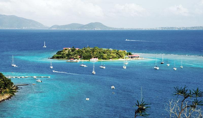 British Virgin Islands Ports to accept technical calls