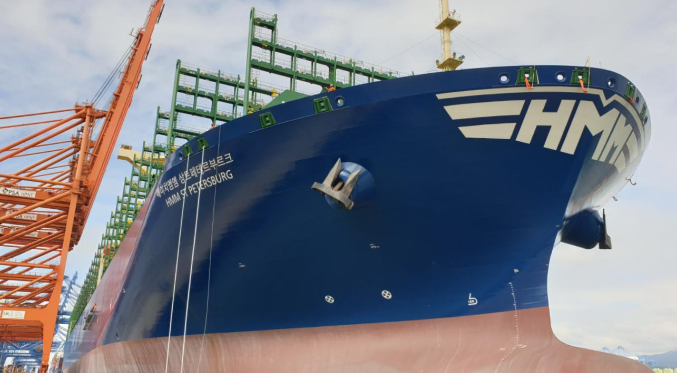 Boxship fleet of Hyundai Merchant Marine completed