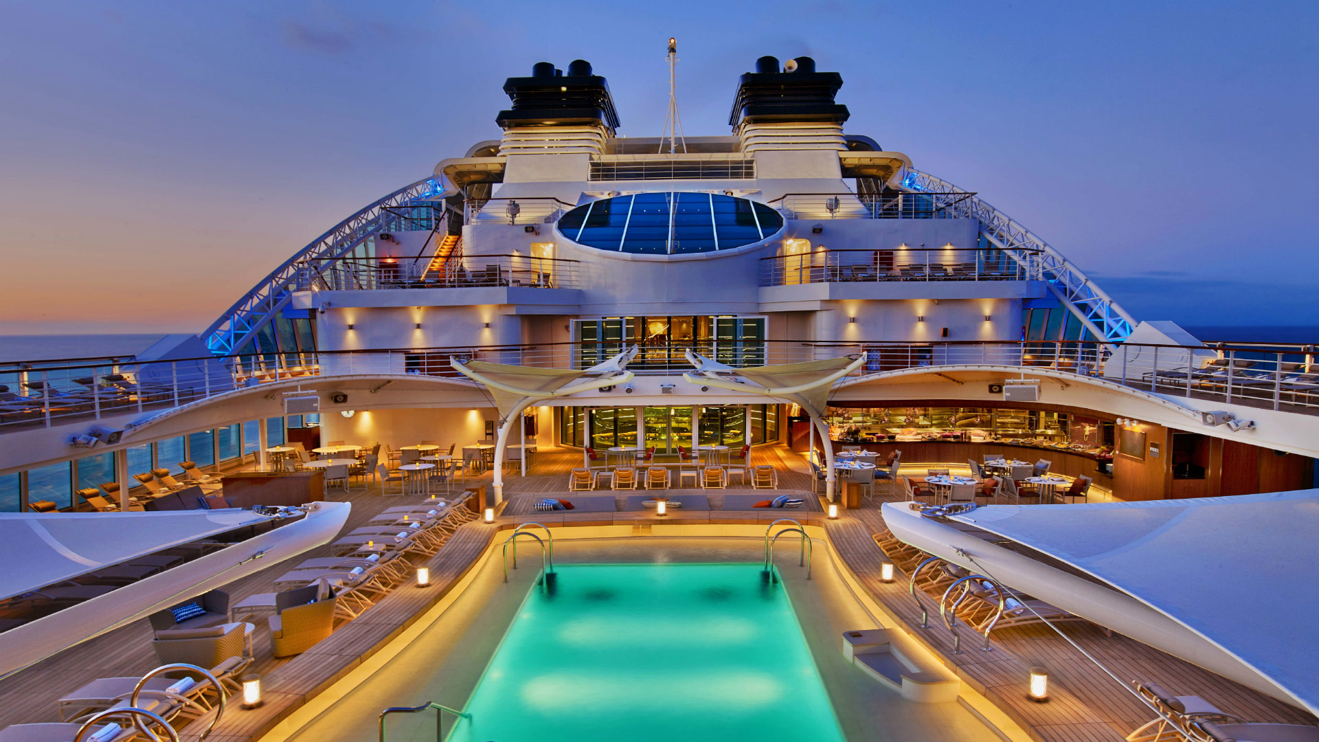 Seabourn Cruise Line announces its 2022 world cruise