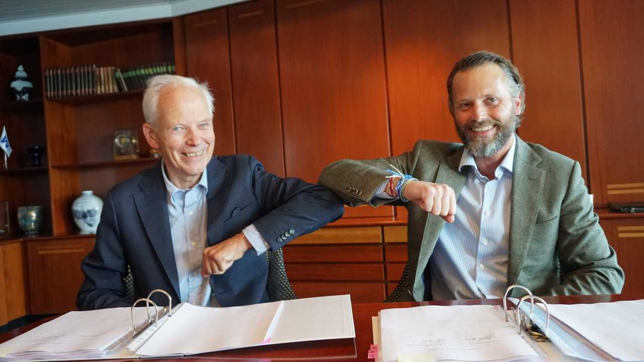 Wilhelmsen buys 25% of a offshore wind business