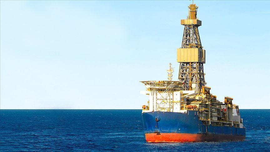 Turkish drillship to start drilling in Black Sea
