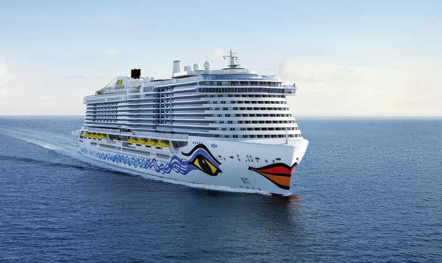 AIDA to start cruising on October 17