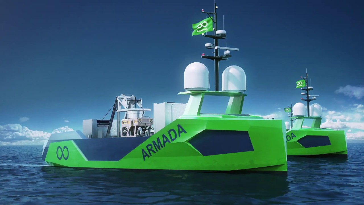 Norway to build fleet of robotic ships with ultra-low emission