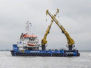 Damen vessels on display at Seawork International 2017