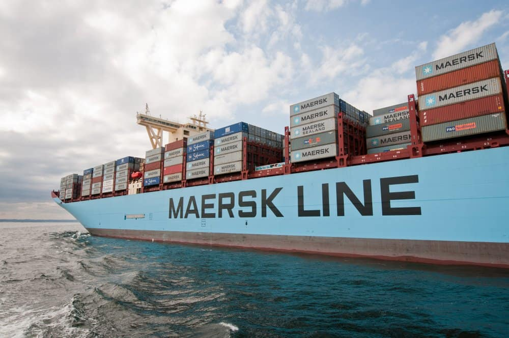 Maersk cancels blanked sailings on the transpacific