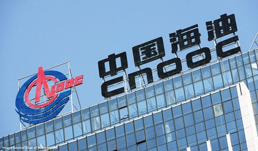 CNOOC starts its fifth project in the South China Sea