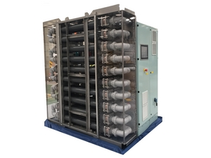 Evoqua introduces remodelled SeaCURE ballast water management system