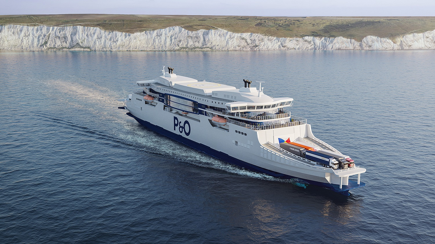 ABB to power P&O Ferries' eco-friendly vessels