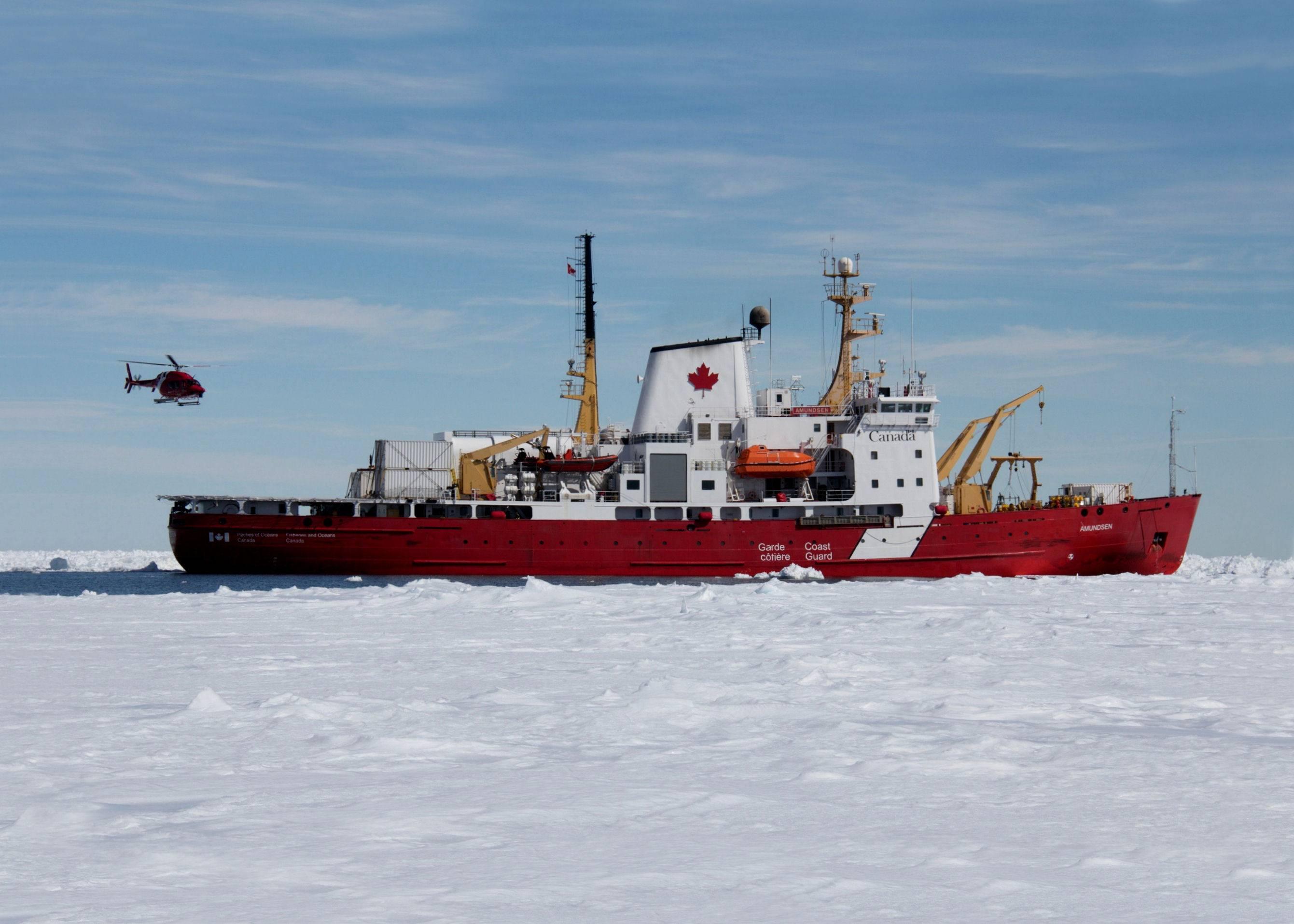Wartsila to work for Canadian Coast Guard icebreaker