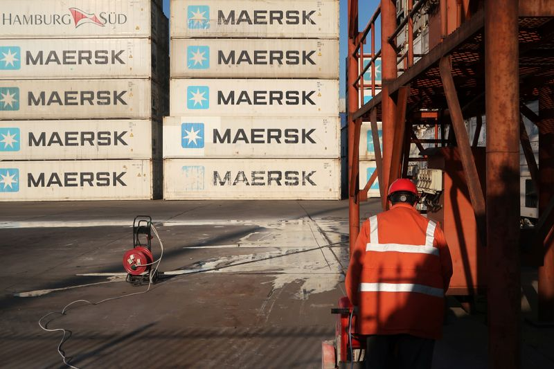 Maersk opens new box link between United Arab Emirates and Israel