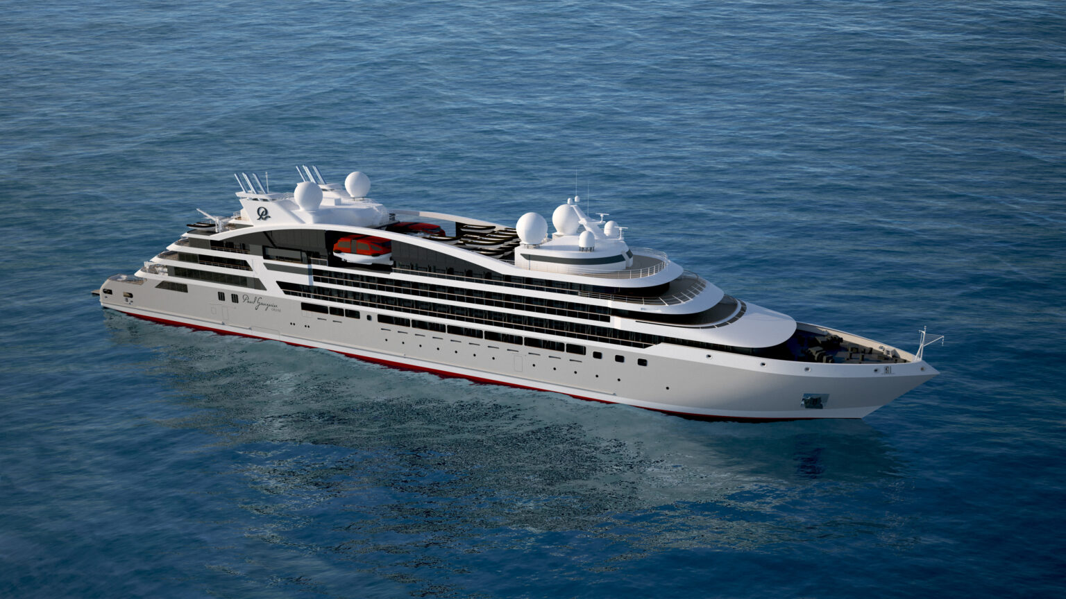 Ponant becomes the first international cruise line that joins Green Marine