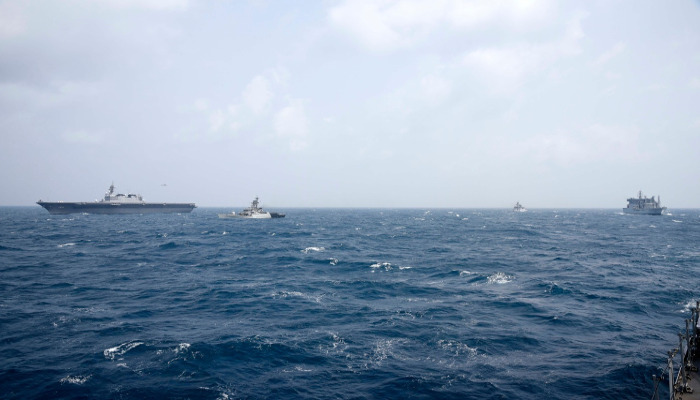 India and Japan conducted bilateral exercise in Arabian Sea