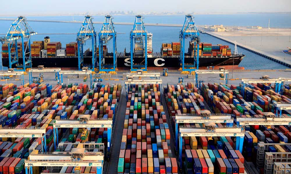 Abu Dhabi Ports acquired MICCO Logistics