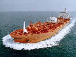 Efficiency devices studied as Odfjell completes refits
