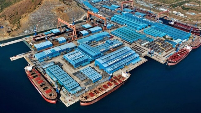 Creditors of Hanjin Heavy ready for sale