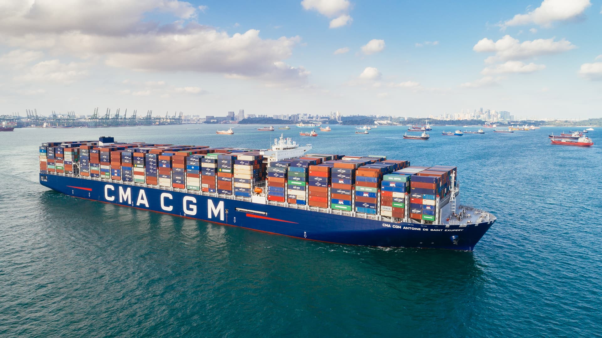 CMA CGM continues operations after cyber attack