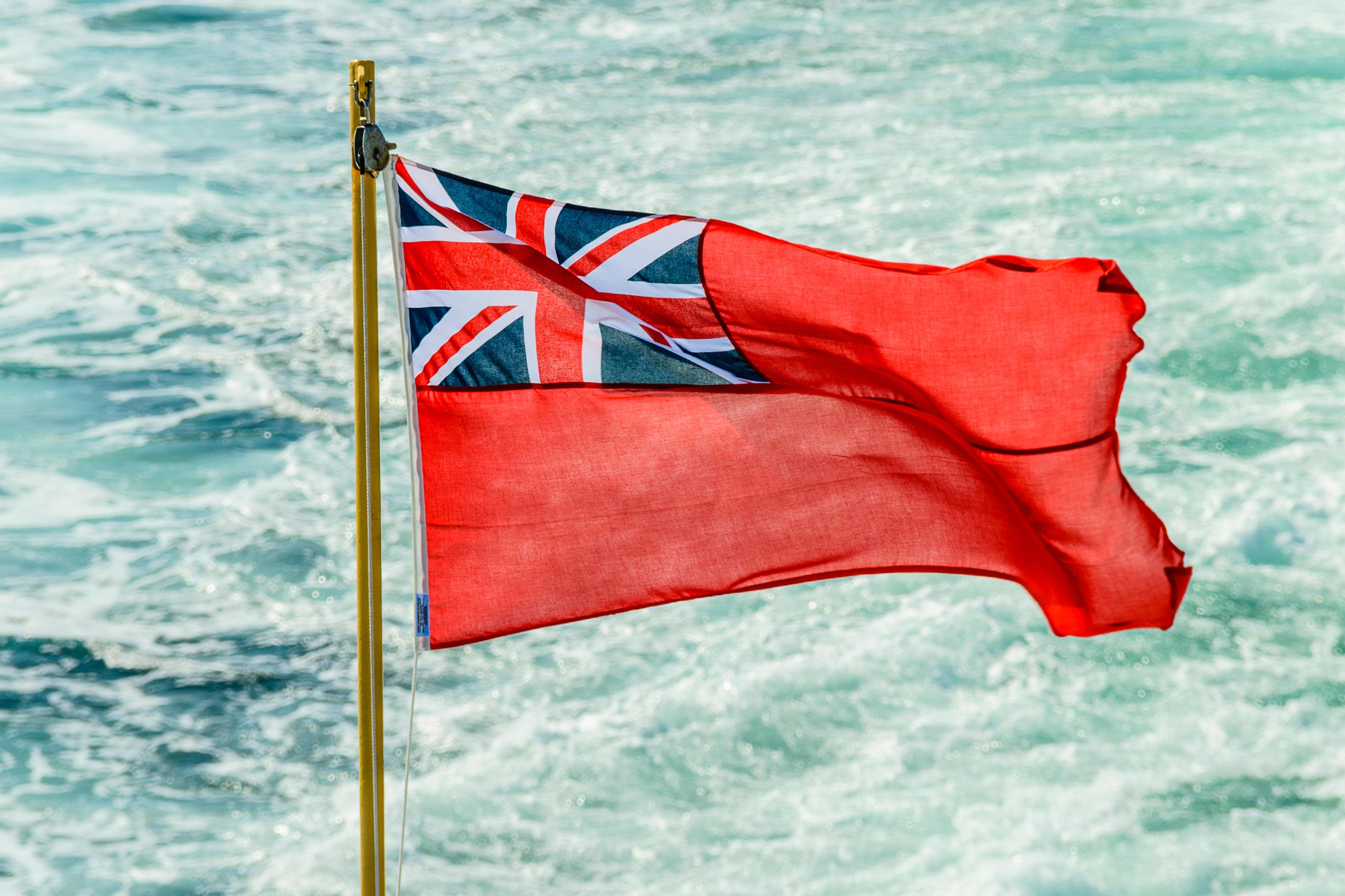 National minimum wage changed for British seafarers