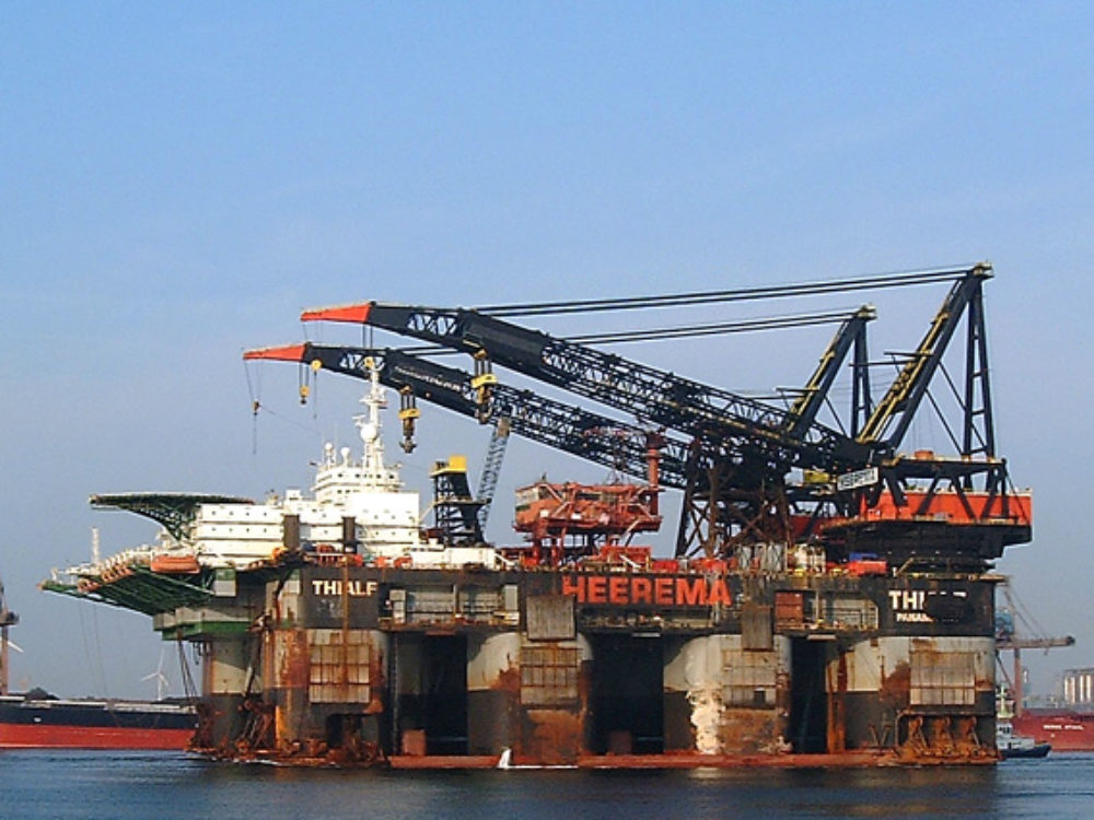 Dutch contractor Heerema to become carbon neutral