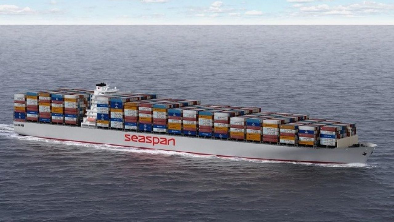 Seaspan buys two boxships for $176 million