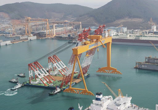 Daewoo receives approval for its 23,000 TEU ammonia-fuelled ship design