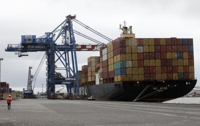 Construction of the new container terminal started in Ivory Coast
