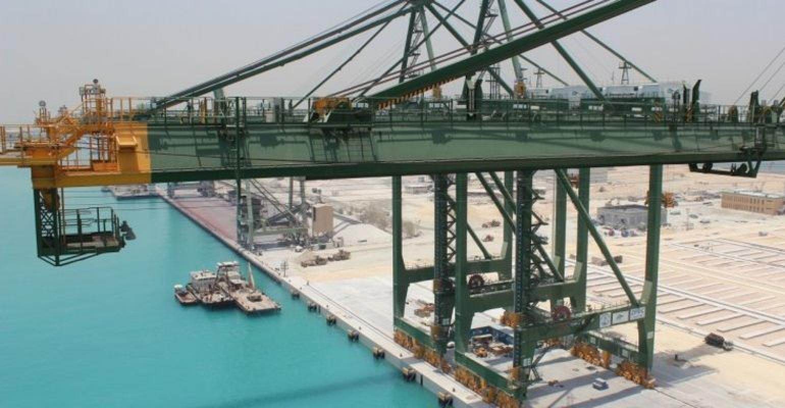 Saudi Global Ports Company takes over management of two other terminals