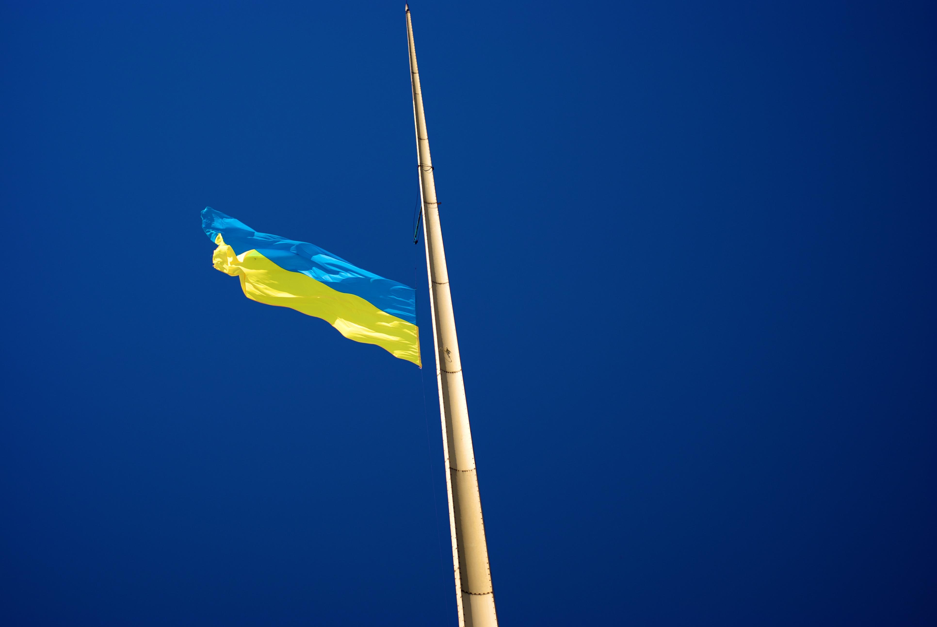 Ukraine secures $1.6 billion from UK for navy vessels