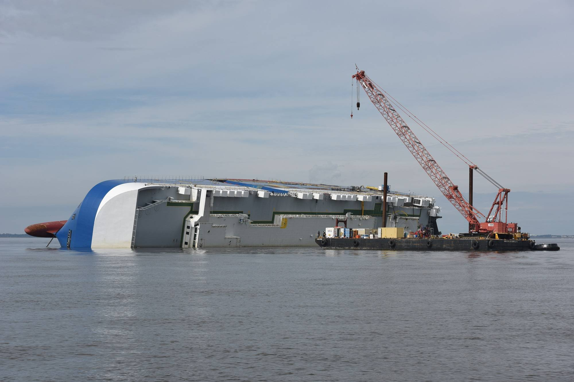 Golden Ray salvage to face more delays