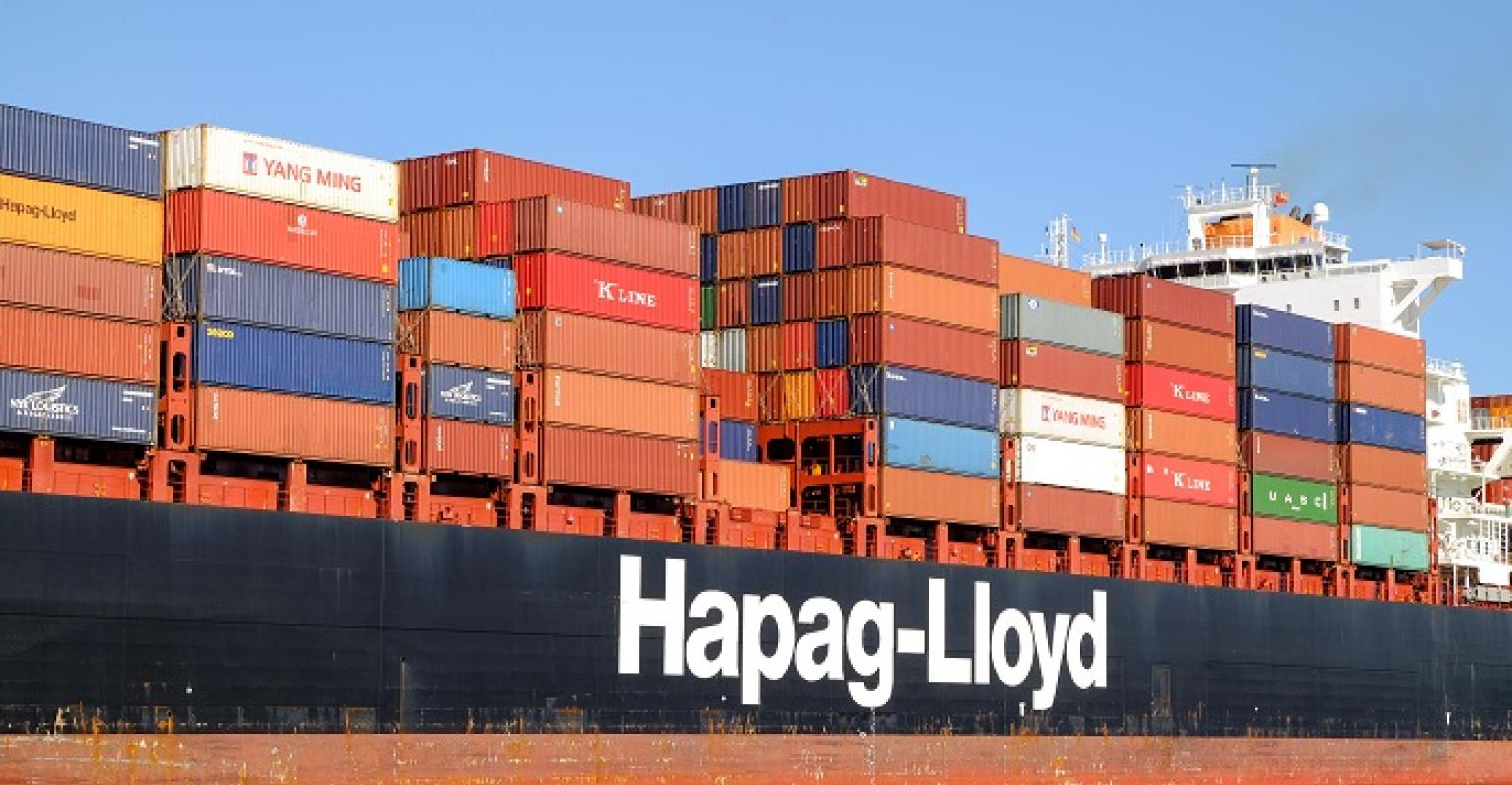 Hapag-Lloyd observes shipping demand recovering