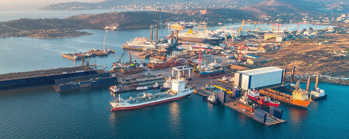 Greece to sell country's largest shipyard