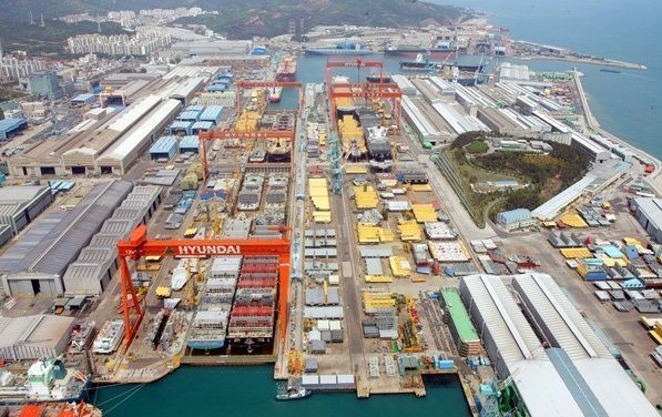 Hyundai Mipo Dockyard secures an order for LPG carrier duo