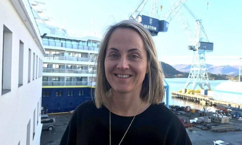 Ulstein appoints Cathrine Kristiseter Marti as new CEO