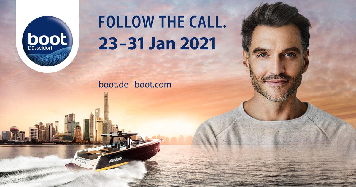 Green light for Boot Düsseldorf 2021