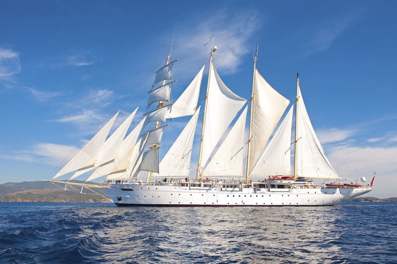 Star Clipper to return to Mediterranean in 2022