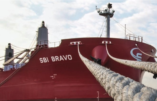 Scorpio Bulkers to sell two ultramax bulk carriers