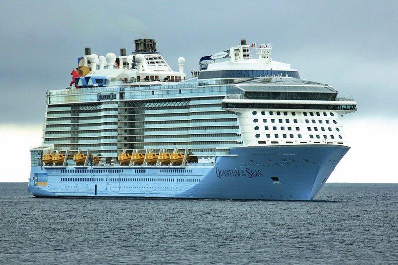 Royal Caribbean evaluates potential west coast cruise program